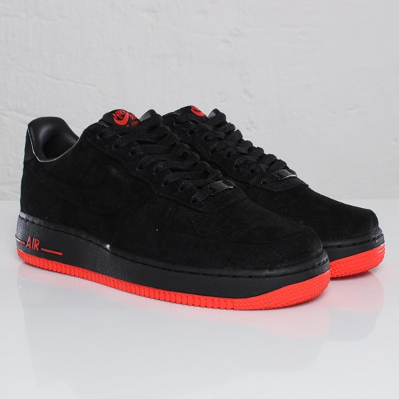 Nike Air Force 1 Low VT Premium BlackMax Orange | Now