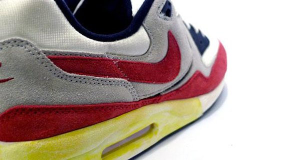Nike Air Max Light VNTG QS White Sport Red