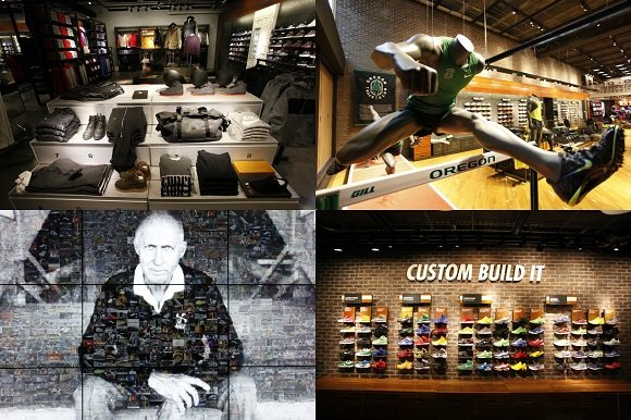 nike portland grand opening sneakerfiles