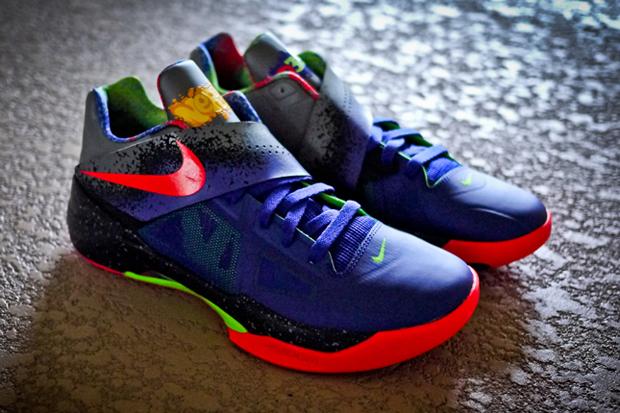 Nike Zoom KD IV 'Nerf' Release Date Confirmed | SneakerFiles