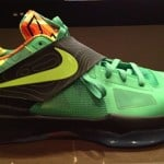 "Nike Zoom KD IV – ""Weatherman"" – Detailed Look"