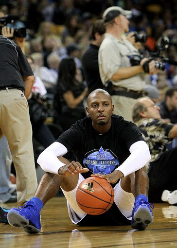 Penny Hardaway Wears the Nike Zoom Rookie LWP Memphis Blues