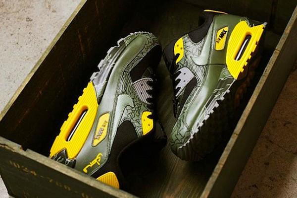 Nike Air Max 90 'Joy Division' Custom by SBTG | SneakerFiles