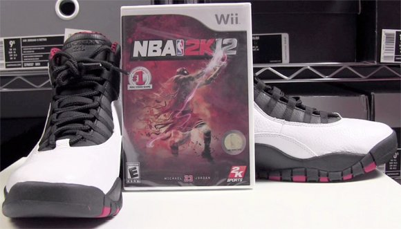 Winner: NBA 2K12 for Nintendo Wii