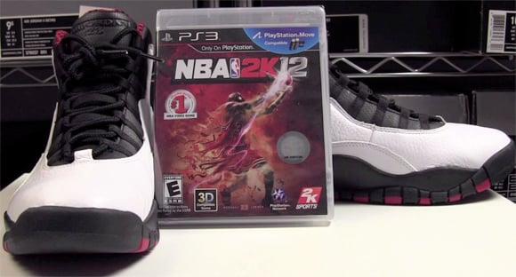 Winner: NBA 2K12 for Playstation 3