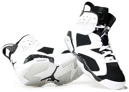 Air Jordan 6 Retro - Oreo