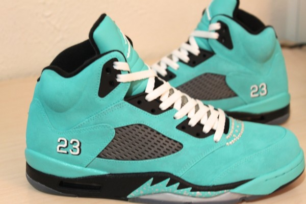 The guys over at Proof Culture are back with another custom Air Jordan V. 7bb306b4b
