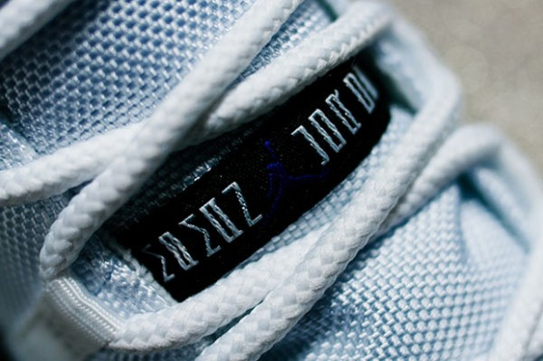 Air Jordan XI (11) Retro 'Concord' - Another Look