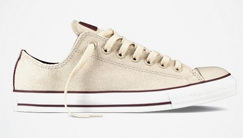 Converse Chuck Taylor All Star Ox Coated Canvas - Holiday 2011