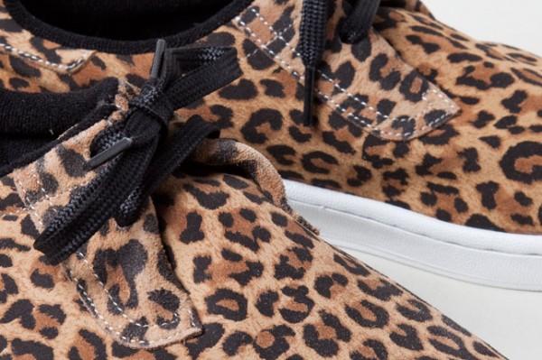 Gourmet Cinque 'Leopard' - Spring 2012