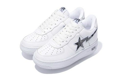Harris Tweed x A Bathing Ape Bape Sta - White/Black/Grey