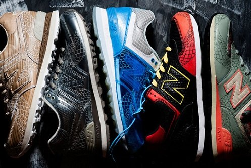 New Balance 574 Dragon Pack