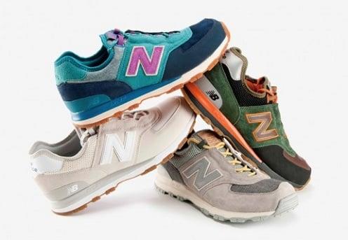 New Balance ML581 - Retailer Collaboration Collection