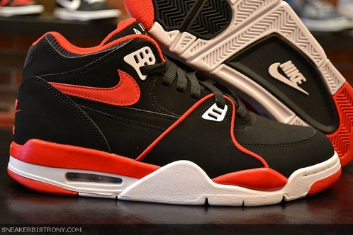 "Nike Air Flight 89 ""Bulls"""
