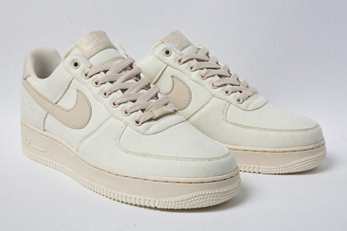 "Nike Air Force 1 Low Canvas ""Cashmere"""