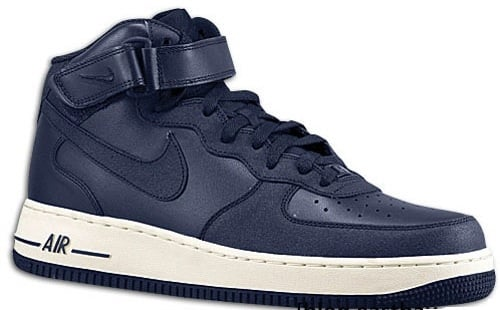 "Nike Air Force 1 Mid ""Tech Tuff"" - Obsidian"