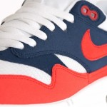 Nike Air Max 1 – Navy/Action Red – White – Now Available