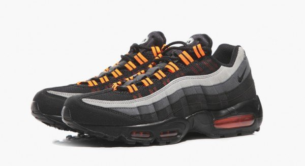 Nike Air Max 95 - Black/Anthracite-Medium Grey - Now Available