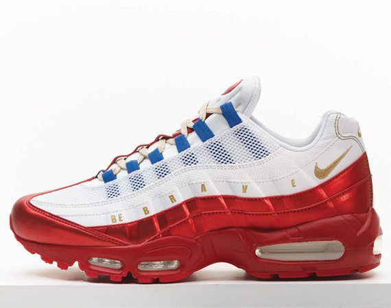 Nike Air Max 95 LE - Doernbecher Freestyle 2011 - Restock at 21 Mercer
