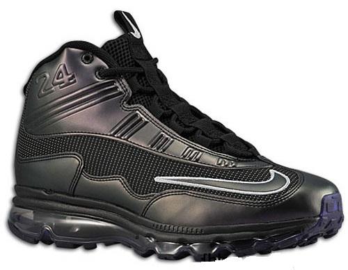 Nike Air Max Jr. - Black/Imperial Purple