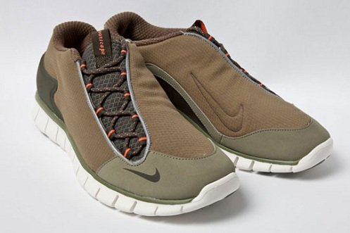 Nike Footscape Free - Khaki
