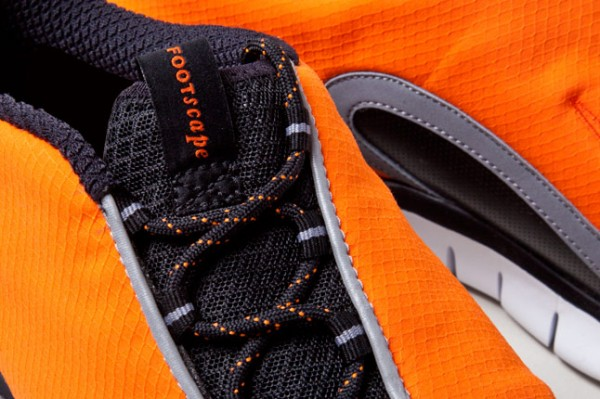 Nike Footscape Free 'Safety Orange' - Spring 2012