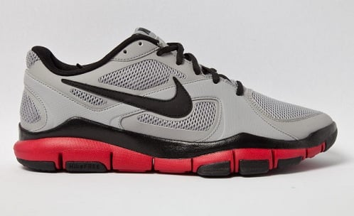 Nike Free Trainer 2 - Grey/Black/Red