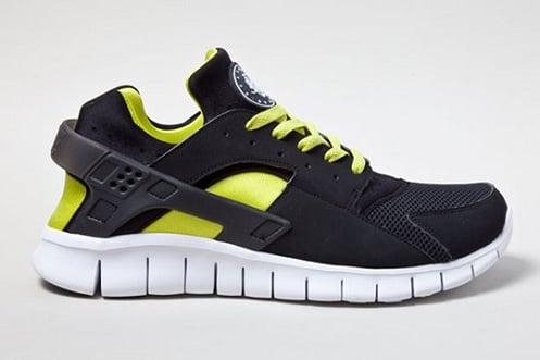 Nike Huarache Free Bumblee