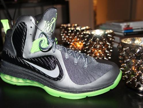 """Nike LeBron 9 """"All-Star"""" & """"Dunkman"""" - A Sneak Peek"""