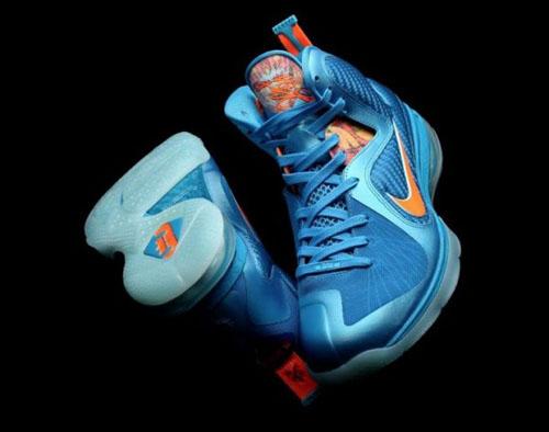 """Nike LeBron 9 """"China"""" - U.S. Release Date"""