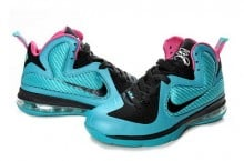 Nike LeBron 9 'South Beach' Fakes Land on eBay
