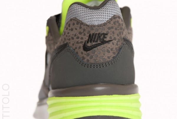 Nike Lunar Pantheon - Volt/Light Charcoal - Now Available