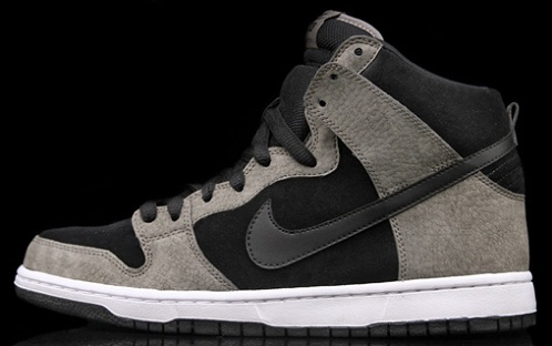 Nike Dunk Haute Argile Pro / Noir-blanc FsiDHG