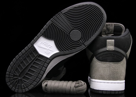 Nike SB Dunk High - Pro Clay/Black-White