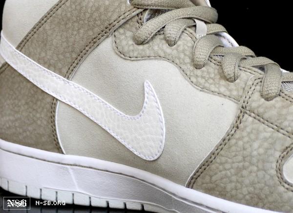 Nike SB Dunk Mid 'Bone' - Summer 2012