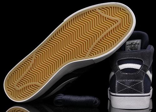 Nike SB Omar Salazar LR - Obsidian/White