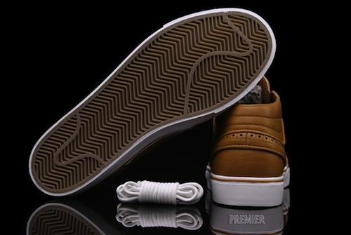 Nike SB Stefan Janoski Mid QS - Premium Brogue