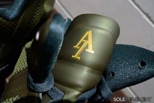 "Nike Zoom Hyperfuse 2011 ""Stockbroker"" - Andre Iguodala PE"