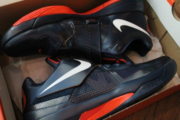 Nike Zoom KD IV 'Midnight Navy' - Now Available