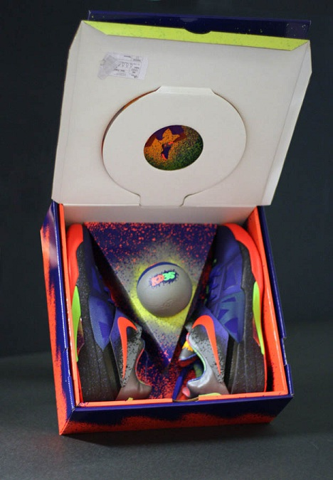 "Nike Zoom KD IV ""Nerf"" - Official Images & Release Information"