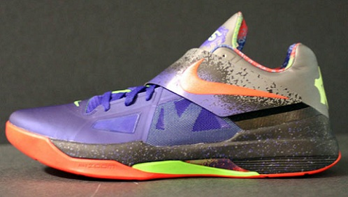 Nike Zoom KD IV Nerf - Official Images & Release Information