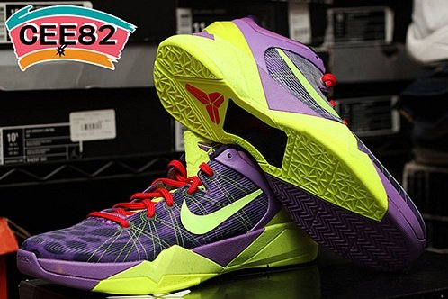 huge sale 2912b 95689 Nike Zoom Kobe VII (7)