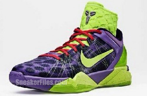 Nike Zoom Kobe VII (7) Christmas Day Official First Look