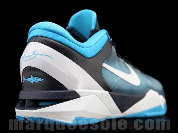 Nike Zoom Kobe VII (7) 'Shark' - New Images