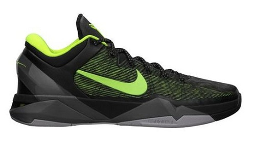 Nike Zoom Kobe VII (7) Volt - Preview