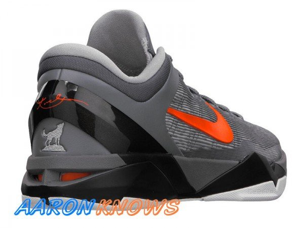 Nike Zoom Kobe VII 'Wolf' - Another Look