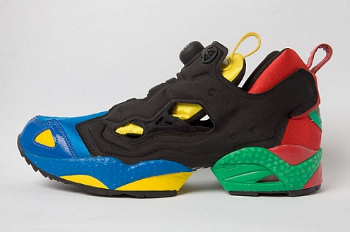 "Reebok Pump Fury ""London Games"""