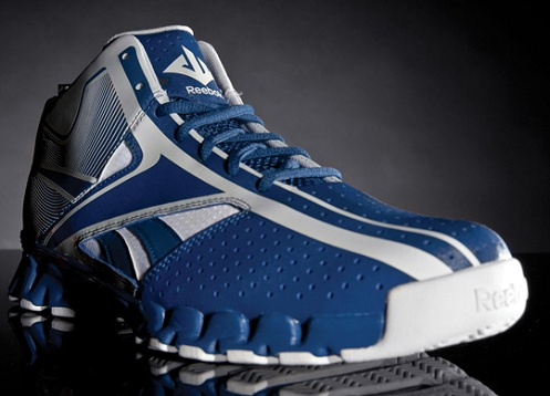 Reebok Zig Encore LE - Dark Royal/White