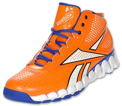 Reebok Zig Pro Future - Orange/Blue/White