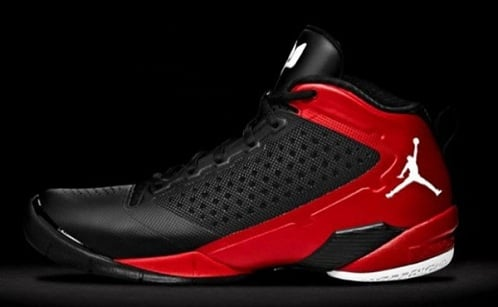 85088a9b84c7 Release Reminder  Jordan Fly Wade 2 Black Varsity Red-White ...